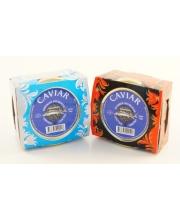 Presentförpackning till kaviar